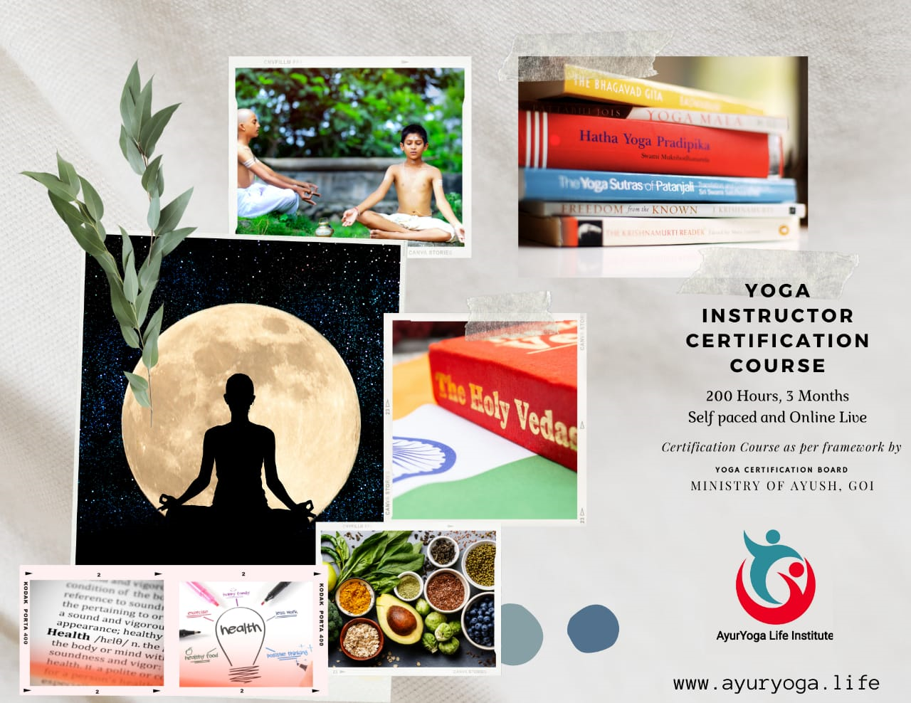 Yoga Instructor Certification Course - YICC