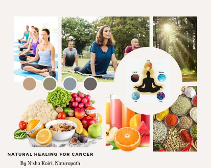 Natural Healing - Cancer