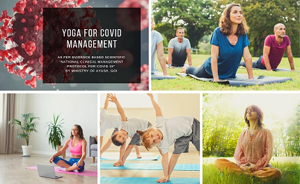 Yoga For COVID Management