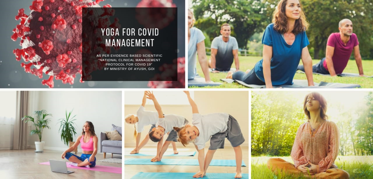 Yoga For COVID Mangement