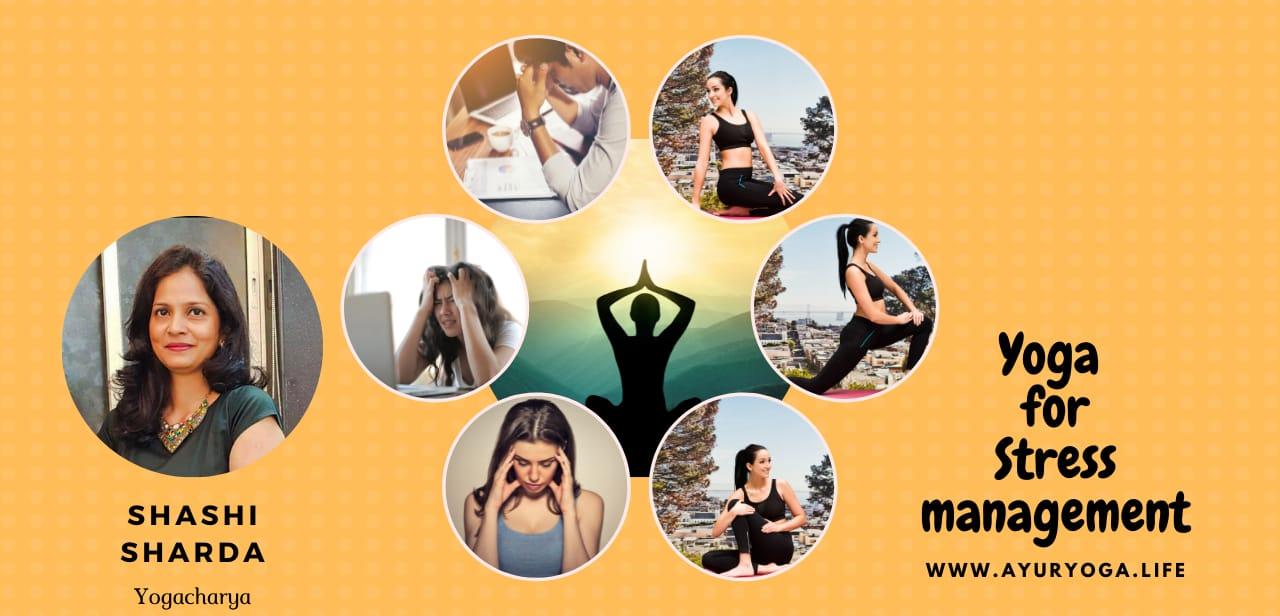 Yoga For Stress Mangement