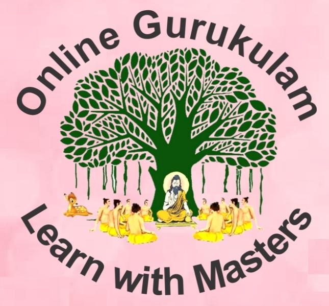 Online Gurukulam - Learn with Masters